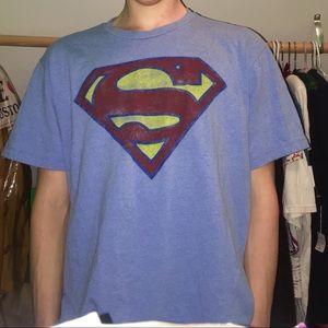 Vintage Superman Men's shirt